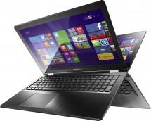 Lenovo IdeaPad Yoga 80VC0005CK, čierna
