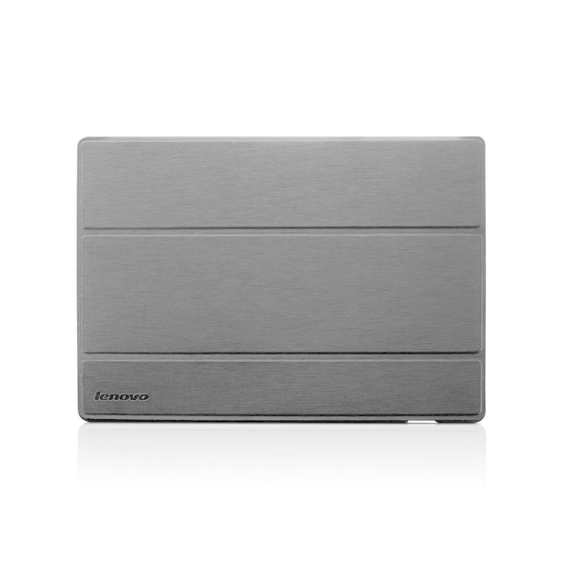 Lenovo IdeaTab S6000 Folio Case and Film (puzdro+fólia) - šedá