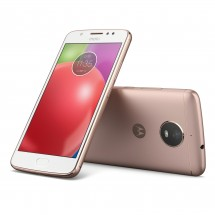 Lenovo Moto E4 METALLIC BLUSH GOLD