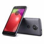 Lenovo Moto E4 METALLIC IRON GRAY