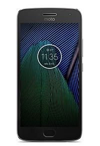 Lenovo Moto G 5 Plus, sivá