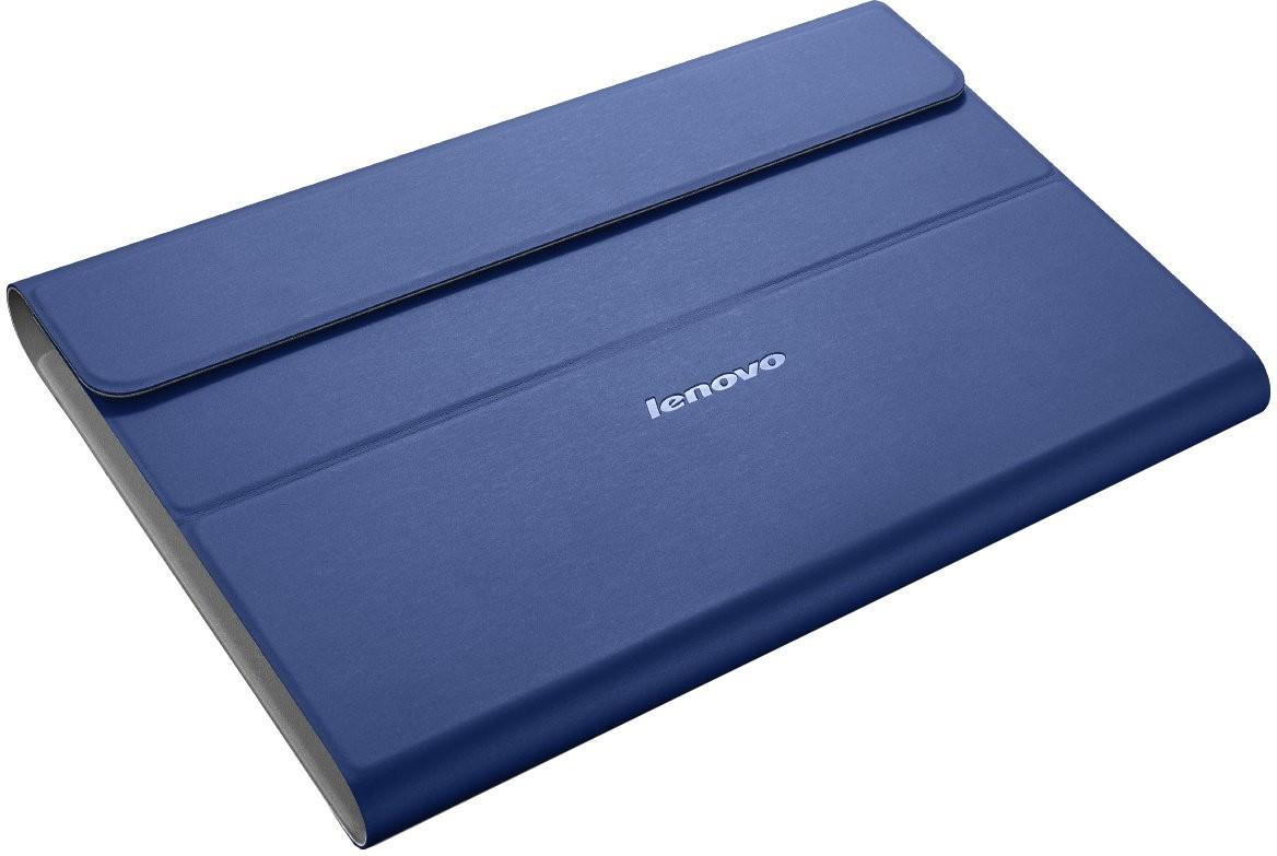 Lenovo TAB A10-70 Folio case and film modrý (ZG38C00133)