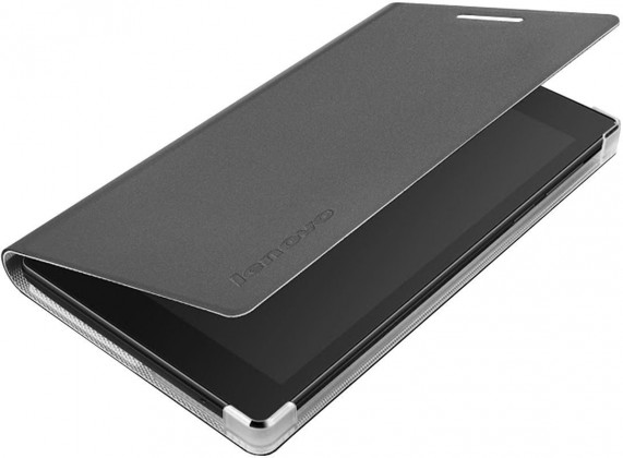 Lenovo Tab2 A7-30 Folio Case and Film (šedá) ZG38C00021 ROZBALENÉ