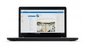 Lenovo ThinkPad Edge E570 20H5006UXS, čierna/biela