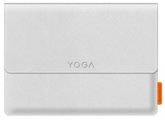 """Lenovo Yoga TAB 3 8"""" Sleeve + fólie bílé (ZG38C00464) ROZBALENÉ"""