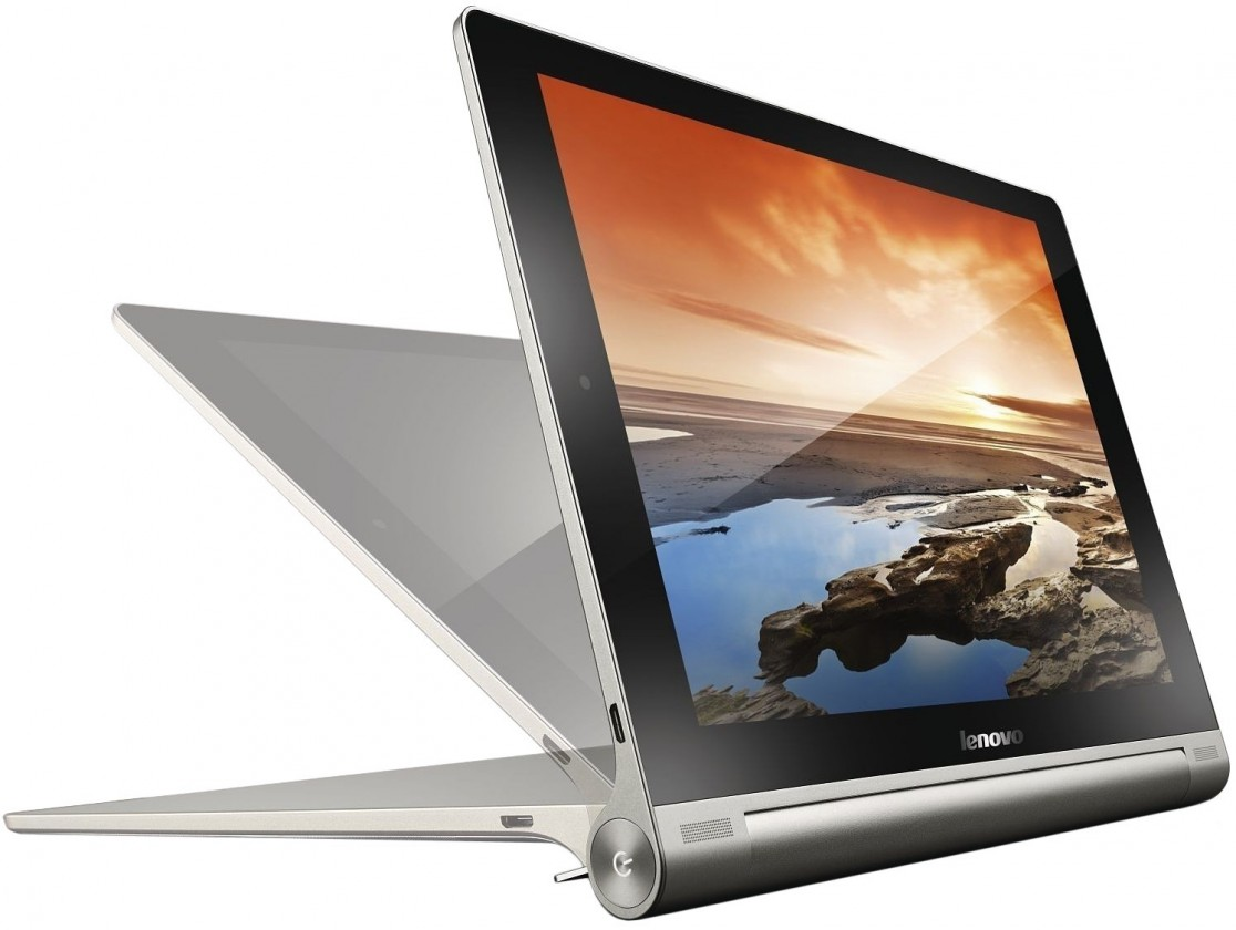 Lenovo Yoga Tablet 10 (59-411057) strieborný
