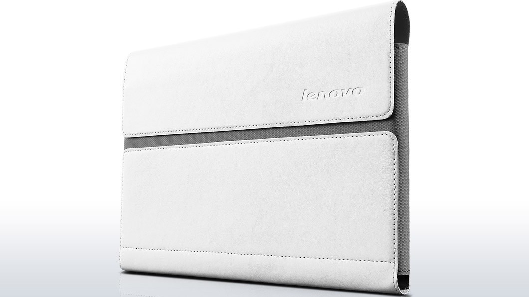 Lenovo YOGA TABLET 10 Sleeve and Film (puzdro+fólia) - biela