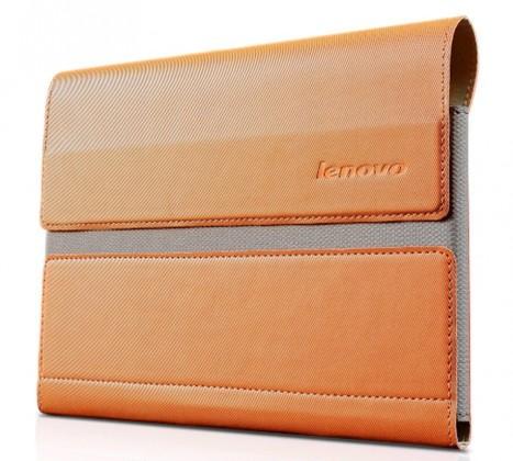 Lenovo YOGA TABLET 8 Sleeve and Film (puzdro+fólia) - oranžová