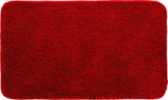 Lex - Kúpeľňová predložka 50x80 cm (červená)