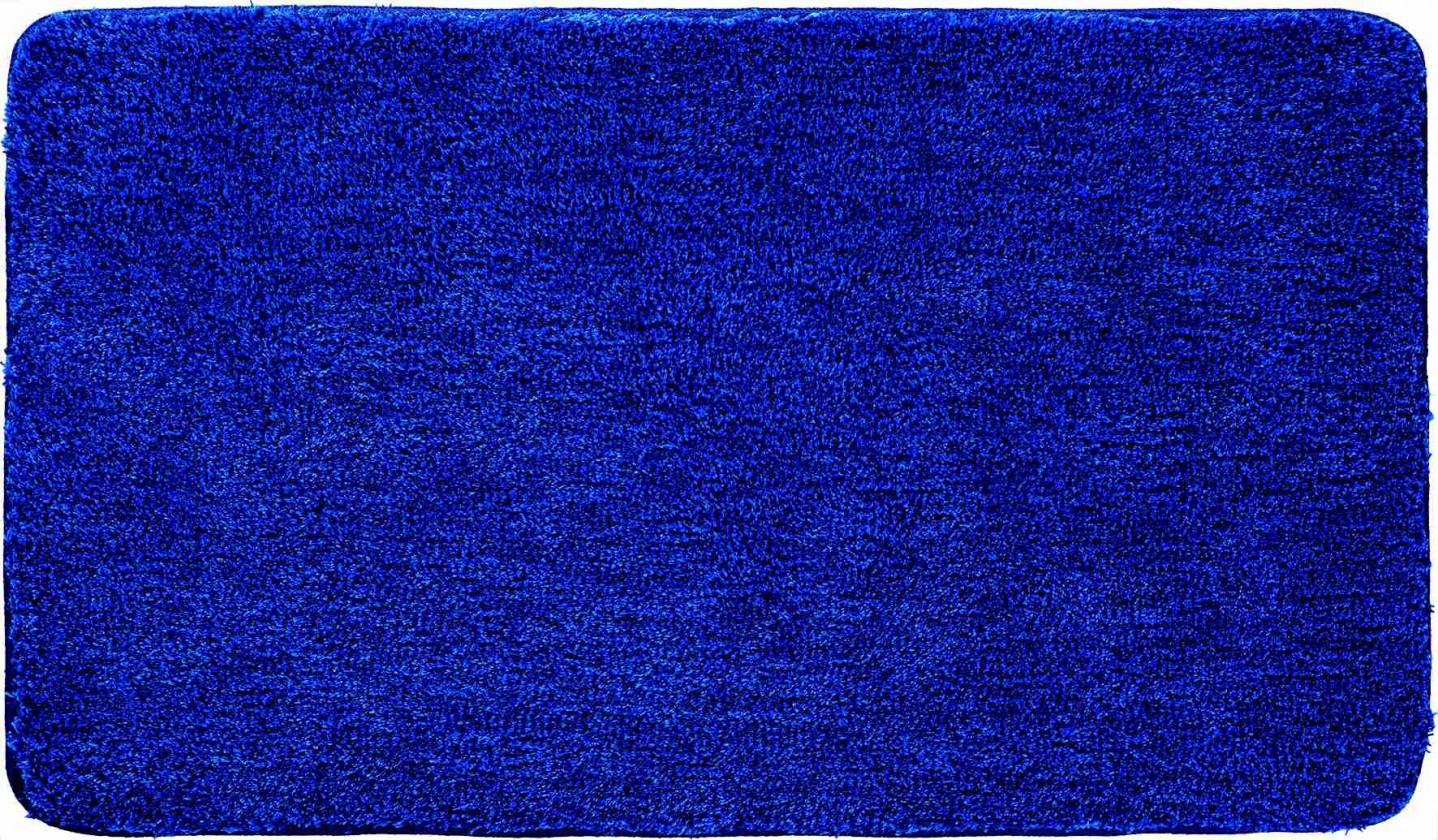 Lex - Kúpeľňová predložka 60x100 cm (kráľovská modrá)