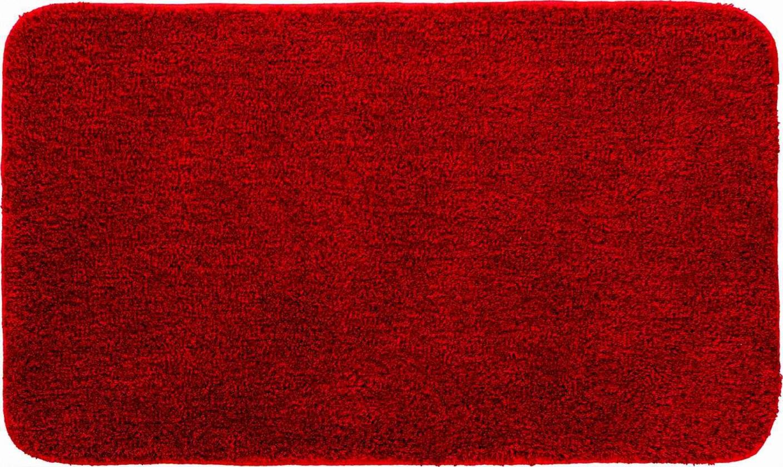 Lex - Kúpeľňová predložka 70x120 cm (červená)
