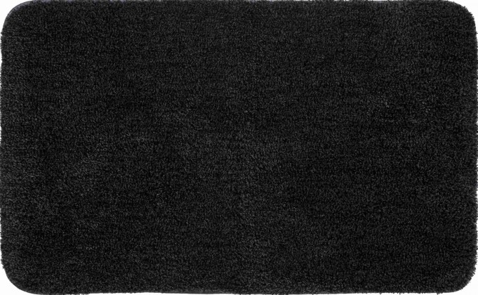 Lex - Kúpeľňová predložka 80x140 cm (antracitová)