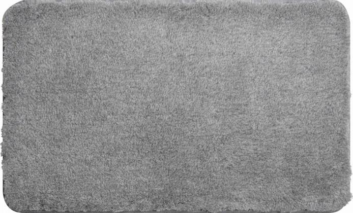 Lex - Kúpeľňová predložka 80x140 cm (strieborná)