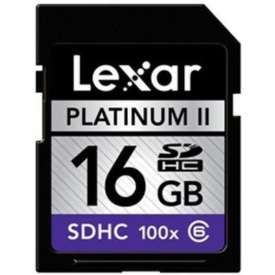 Lexar SDHC 16GB (LSD16GBSBEU10)