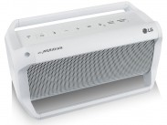 LG PK5W Bluetooth prenosný reproduktor biely
