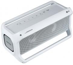 LG PK7W Bluetooth prenosný reproduktor biely