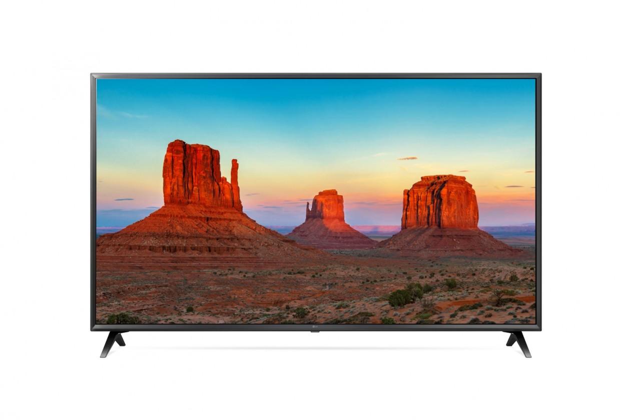 "LG televízory Smart televízor LG 43UK6300MLB (2018) / 43"" (108 cm"