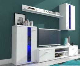 Life - Obývacia stena (biela)