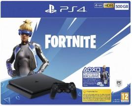 Limitovaná edicia Sony Playstation PS4 (F Chassis) 500Gb + Fortnite 2000 V Bucks ZDARMA
