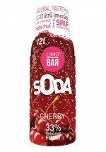 LIMO BAR - Syrup Cherry 0,5l