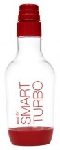 Limo Bar T0174 Soda fľaša 1,5 l - červená