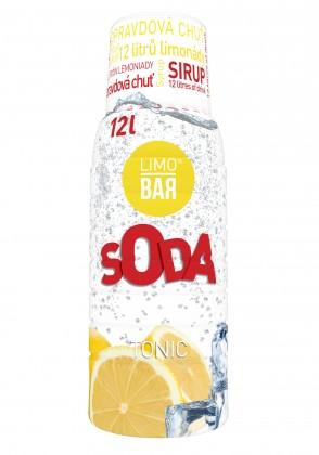Limobary, sirupy Sirup tonic pre Limo Bar 0,5 l
