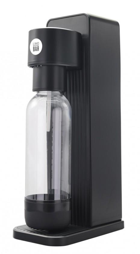 Limobary, sirupy Výrobník sódy Limo Bar Twin T0150BLA, čierny