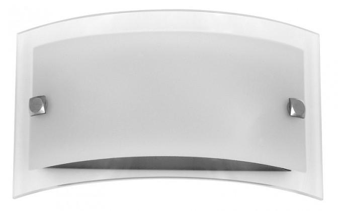 Line - Nástenná svietidla, E14 (biela/saténový chrom)