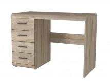Link - Pracovný stôl (dub sonoma)