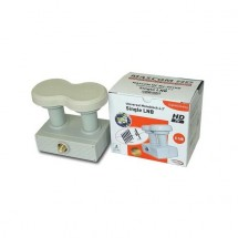 LNB Mascom Monoblock Single MCM4S01HD Gold 4.3 °
