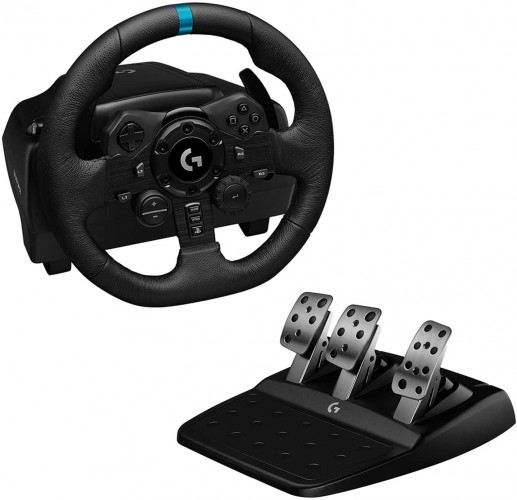 Logitech G923 Racing Wheel and Pedals (941-000149)