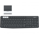 Logitech K375s Multi-Device Wireless Keyboard & Stand Combo