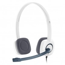Logitech Stereo Headset H150 Coconut, 3,5 mm