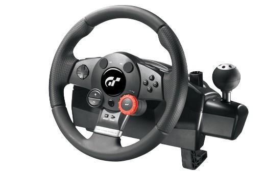 Logitech volant Logitech Driving Force GT pro PS3, PC