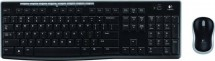Logitech Wireless Combo MK270, bezdrôtová súprava klávesnice a myši
