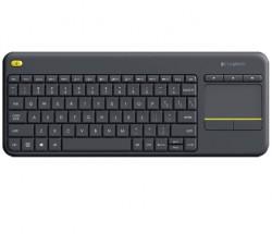 Logitech Wireless Keyboard K400 Plus CZ (920-007151) ROZBALENÉ