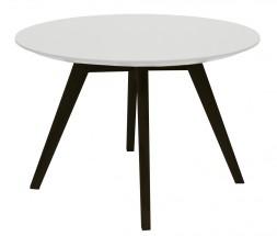 Lola Bess - Konferenčný stolík, biela,čierna (9317-024+9366-001)