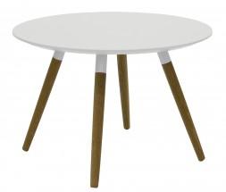 Lola Fido - Konferenčný stolík (biela, dub)