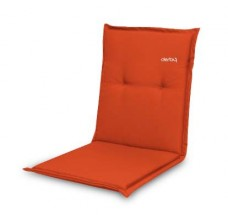 Look 831 - Polstr, nízky (oranžová)