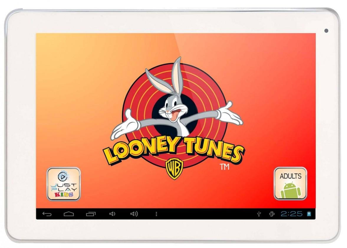 Looney Tunes (WB701) biely