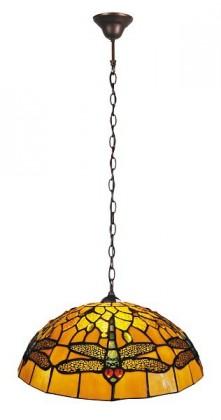 Loretta - Stropné osvetlenie, 8010 (bronzová)
