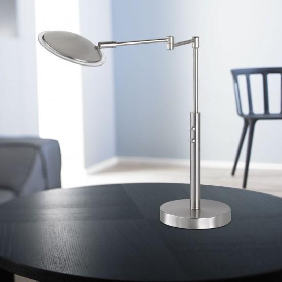 Lou - Lampička, LED (matný nikel)