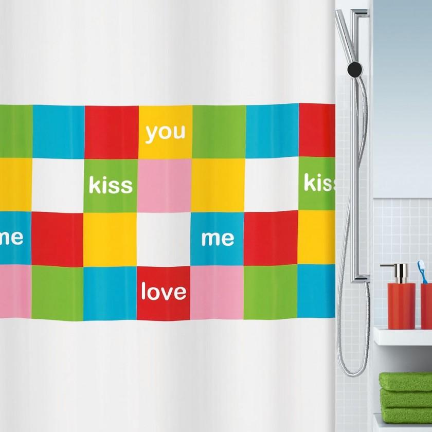 Love-Sprchový záves 180x200 cm