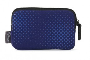 Lowepro Melbourne 10 (11.5 x 1.8 x 7.5 cm) - Navy dot