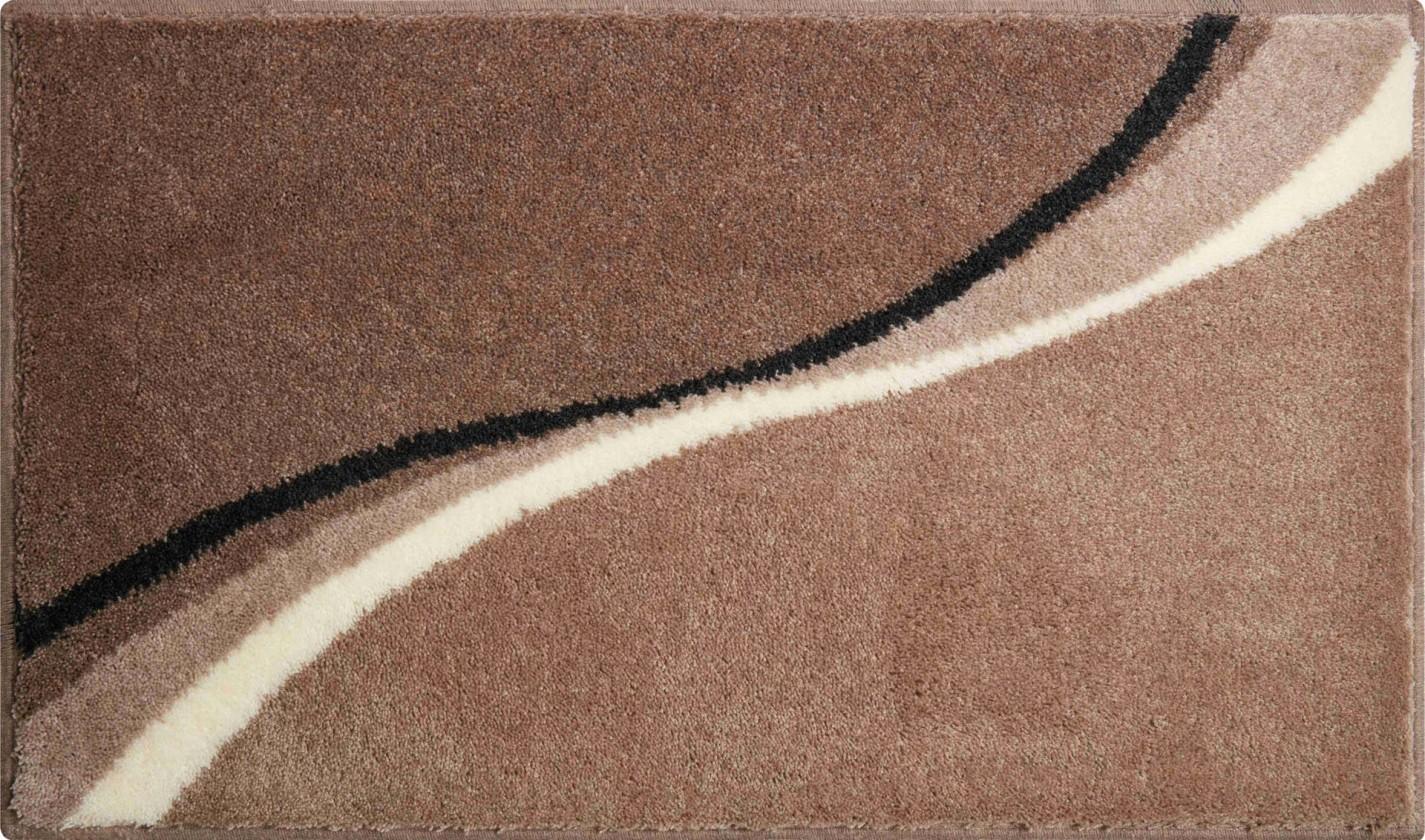 Luca - Kúpeľňová predložka 60x100 cm (béžová)