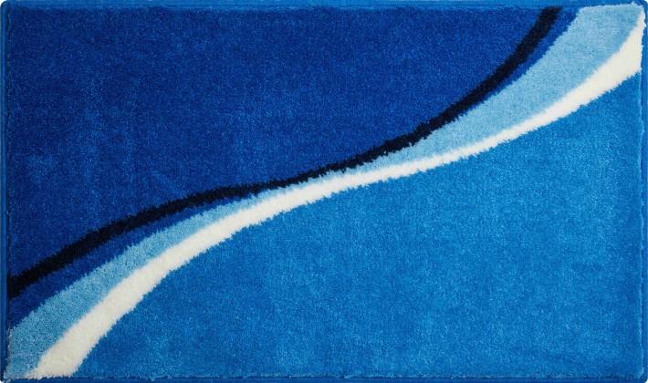 Luca - Malá predložka 50x60 cm (modrá)