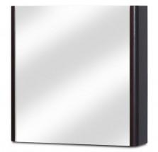 Lucy - Zrkadlová skrinka ZS 271 (front zrkadlo/boky wenge)