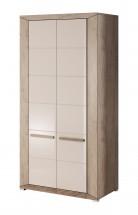 Lumi - obývačková skriňa, 2 dvere