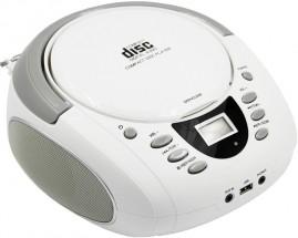 Luvianta BT rádiopřerávač, FM rádio, CD přehrávač