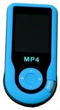 Luvianta MP4 přehrávač LUVIMP35 s pamětí 4 GB - modrý